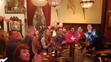Op 21 maart 2018 werd de SP opnieuw de tweede partij van Zutphen. 'Vandaag heeft Zutphen gekozen voor de afschaffing van de marktwerking in de zorg', aldus SP-raadslid Ellis Müller